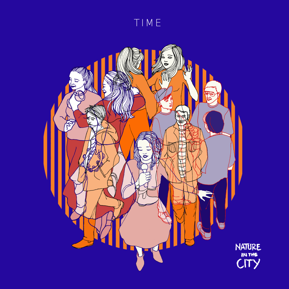 'TIME' out October 5th 2018 - 11 songs