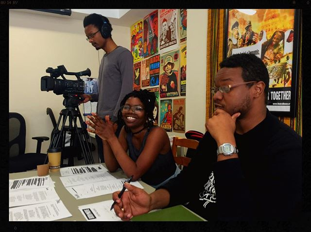 #FBF #Casting last weekend... judging is hard work... 😅  #behindthescenes #BodyMoreMovie  #ComeWithUs