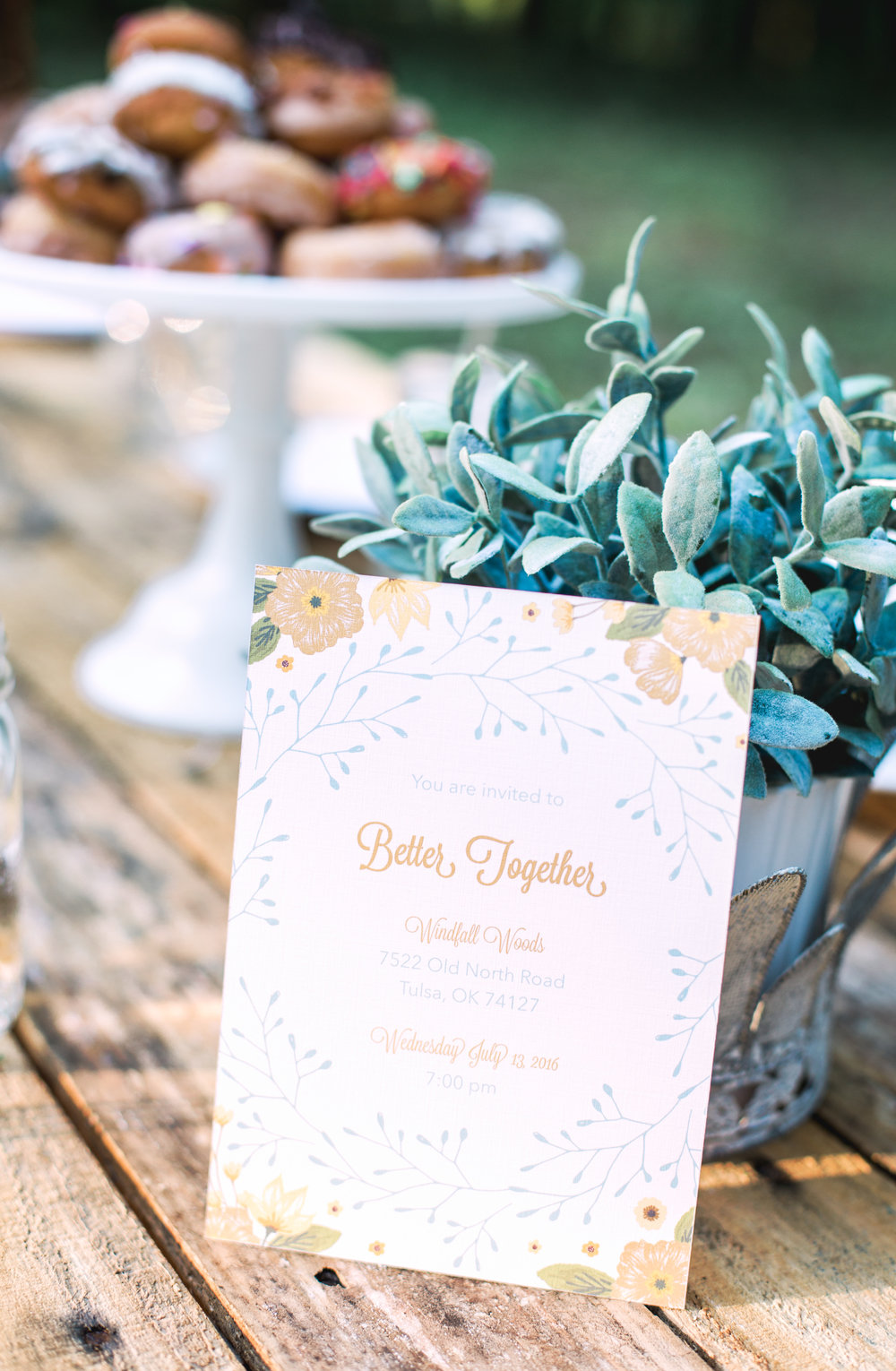 Kasey Alcott Photography - Invite by Hayley Bigham Designs