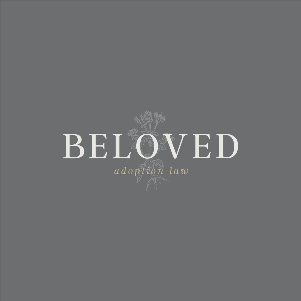 Branding & Stationary & Facebook Ad • Beloved Adoption Law