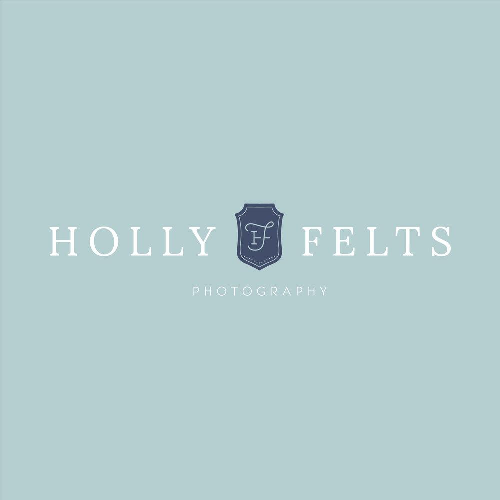 Logo Design • Holly Felts Photography