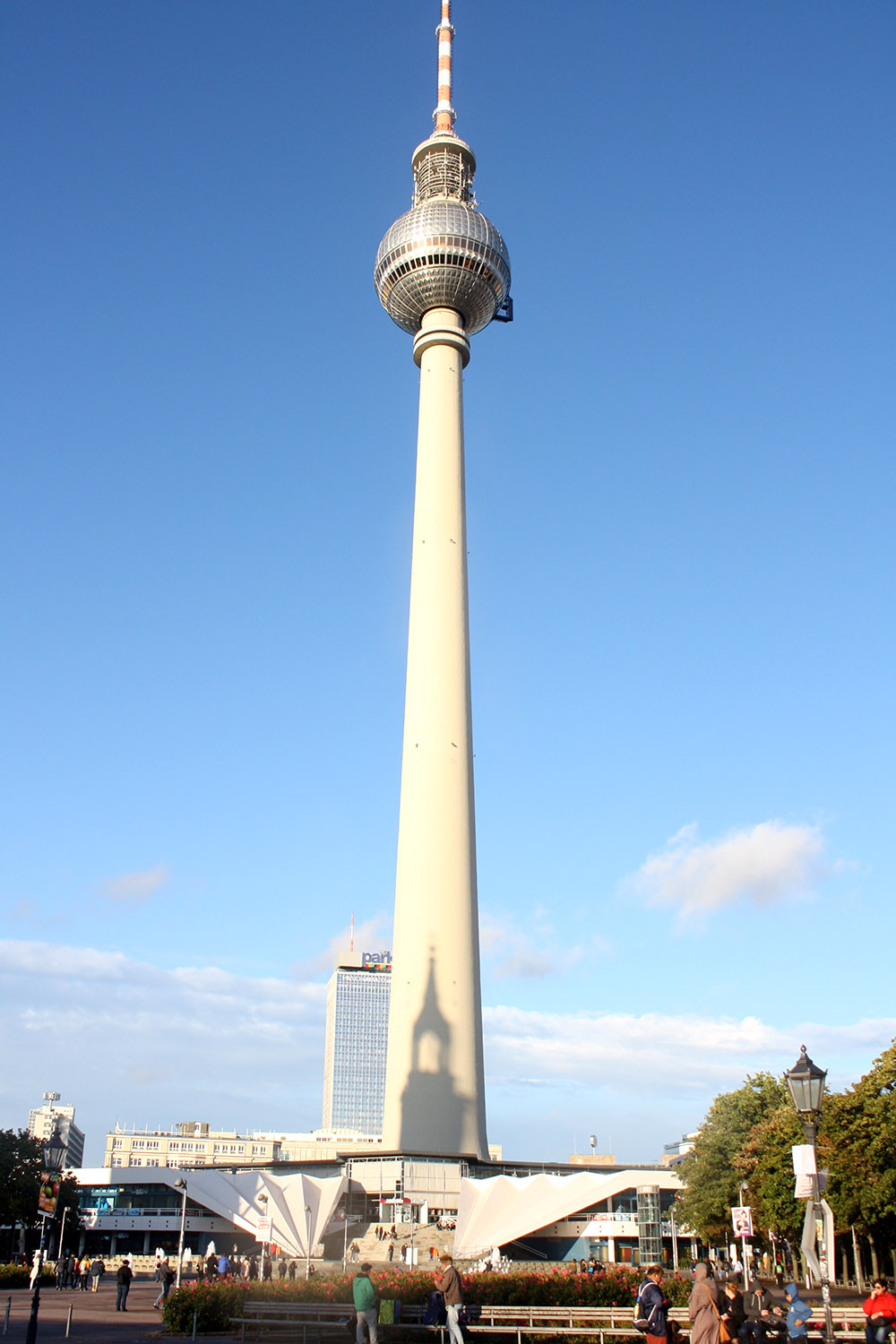 TV Tower. It was constructed between 1965 - 1969 and is the tallest building in Germany.