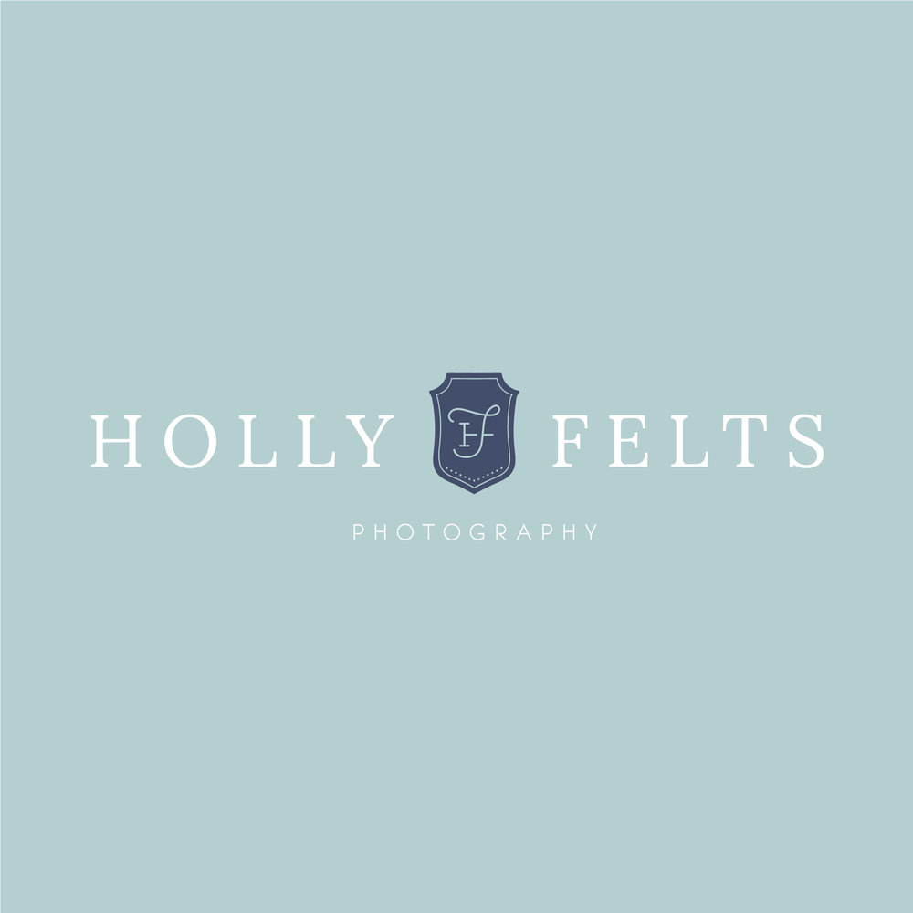 Holly Felts Photography    Logo Design