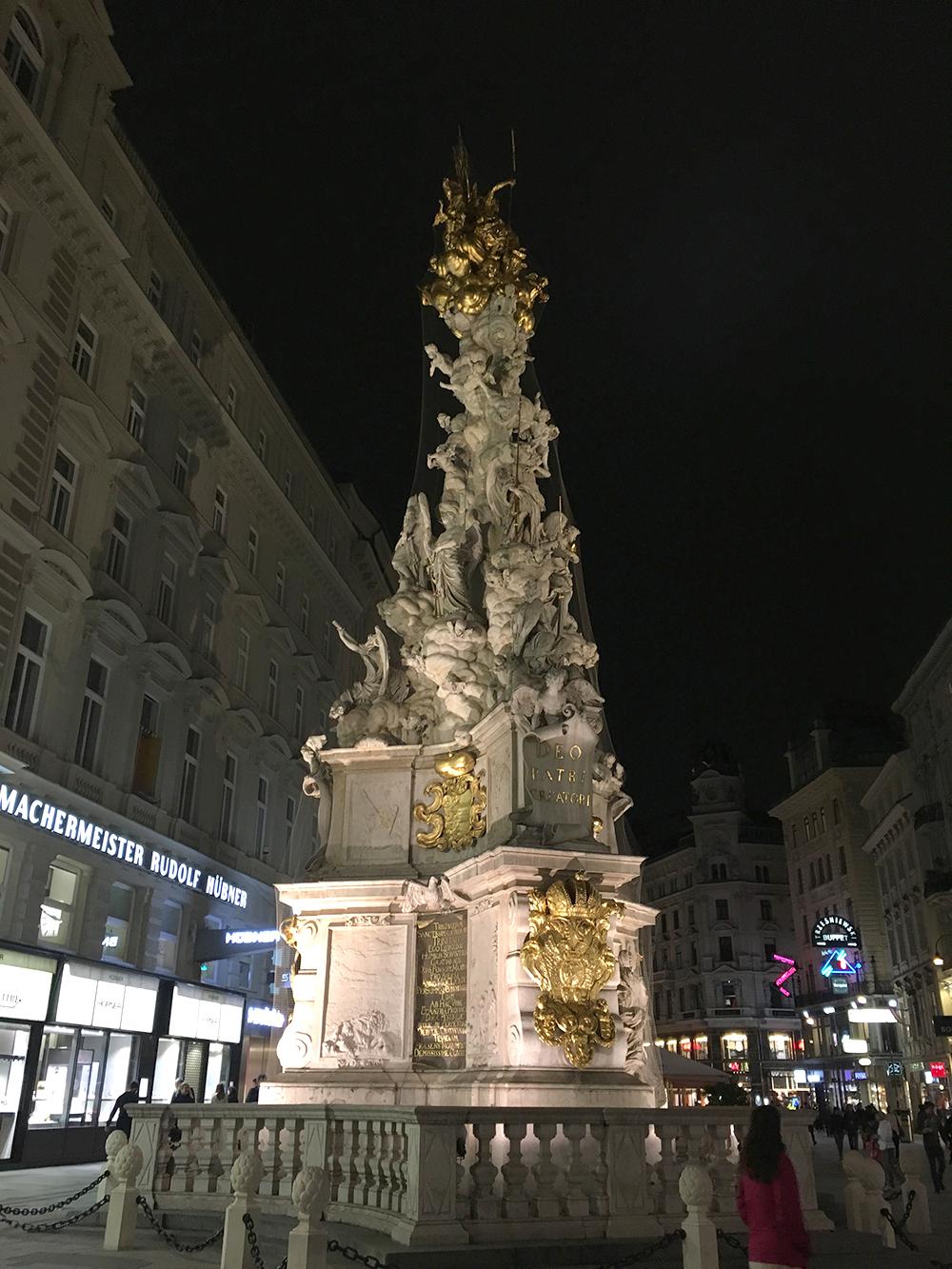 Plague Statue