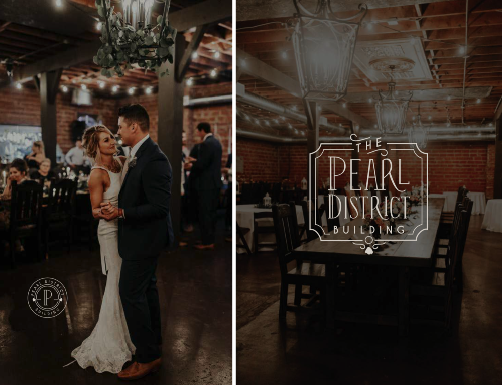 Pearl District Building-Tulsa-WeddingVenue-Branding