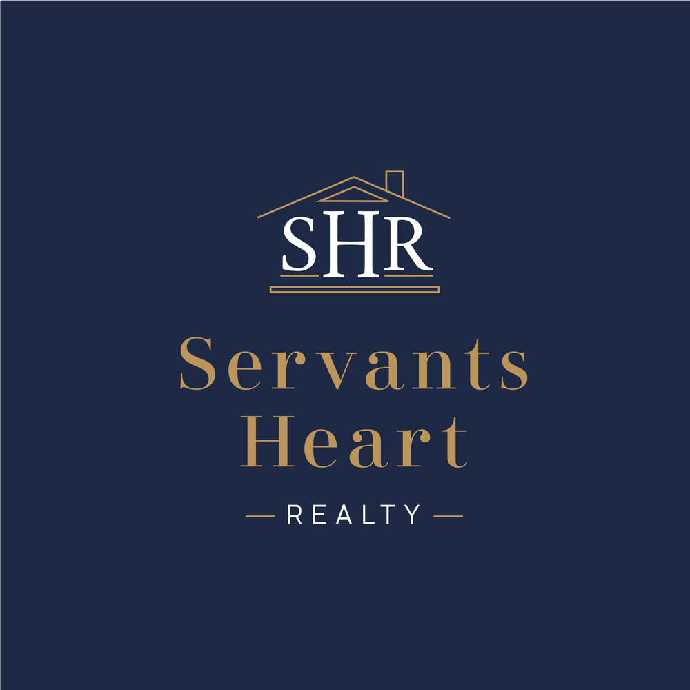 Servants Heart Realty - Realty logo - Tulsa Graphic Designer - Hayley Bigham Designs - branding for oklahoma realty company.jpg