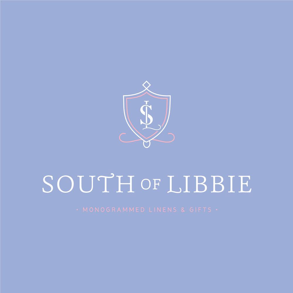 South of Libbie - branding design - hospitality brand - feminine brand - hayley bigham designs