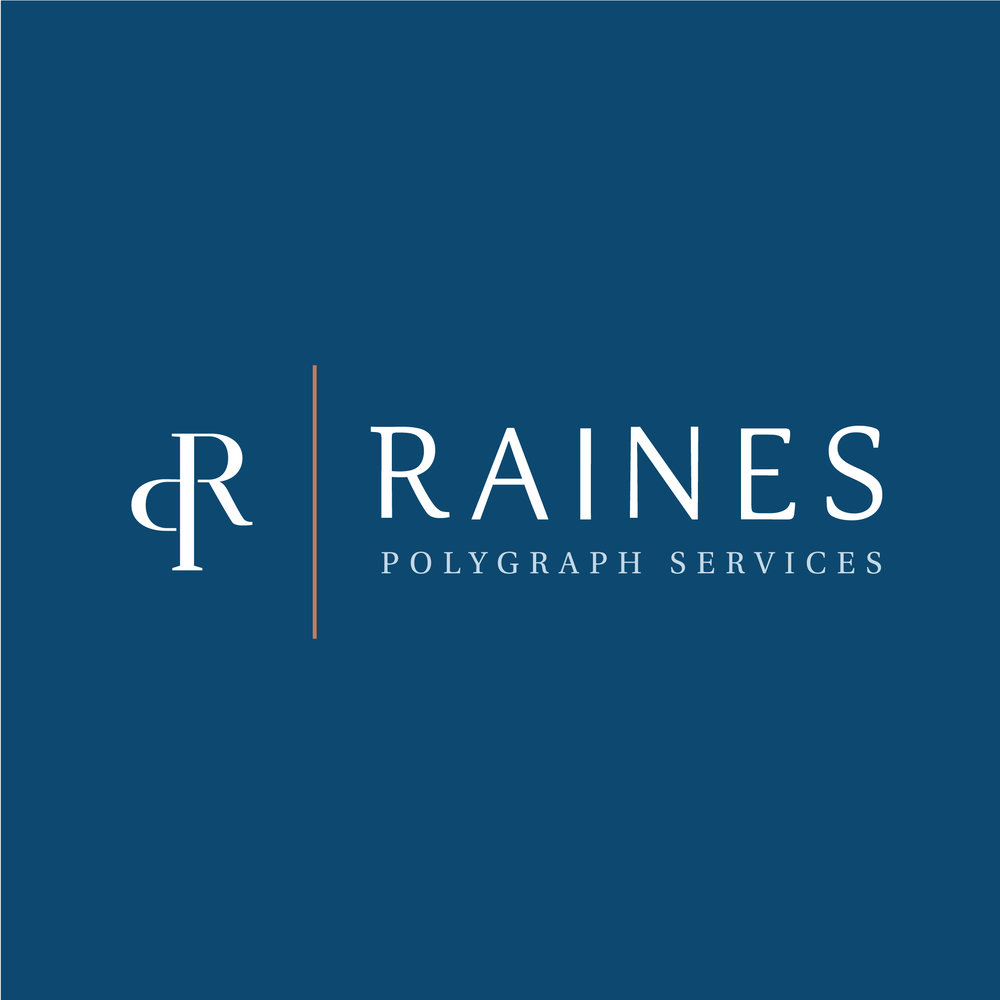 Raines Polygraph Services    (Logo Design + Business Cards + Website) COMING SOON