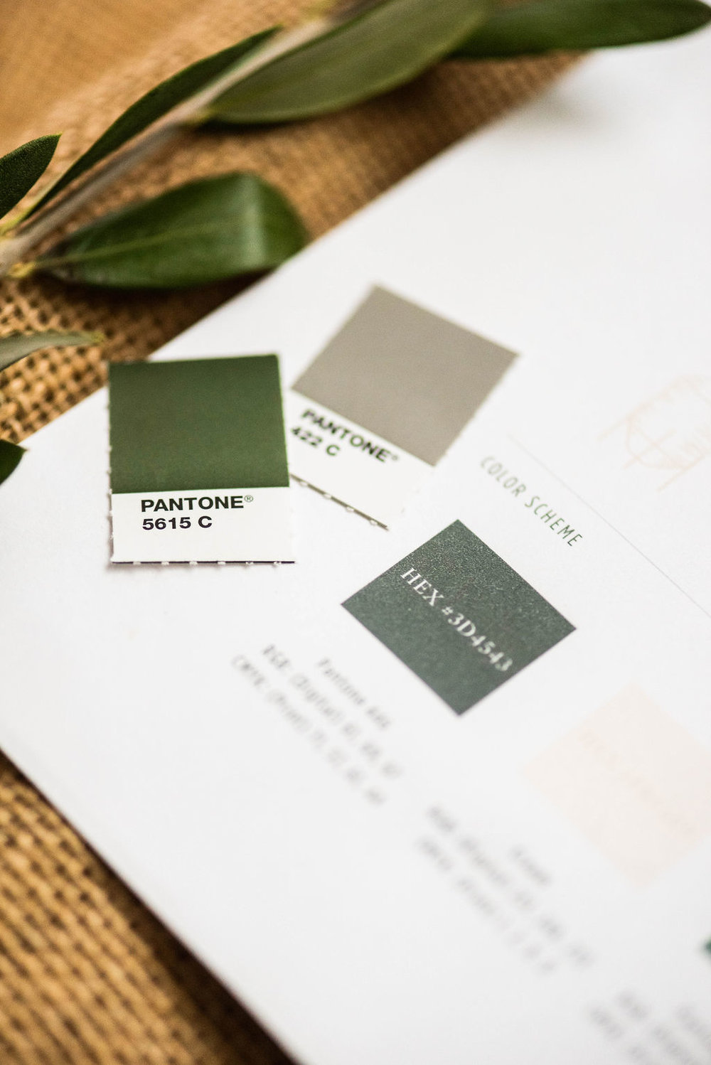 Eight Ten Ranch Branding - Stationery Suite - Hayley Bigham Designs - Tulsa Branding Studio  - Farmhouse Branding