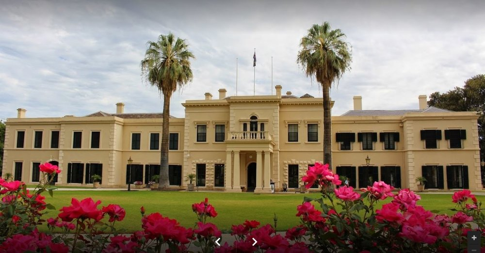 Power and privilege: a peek through Government House -