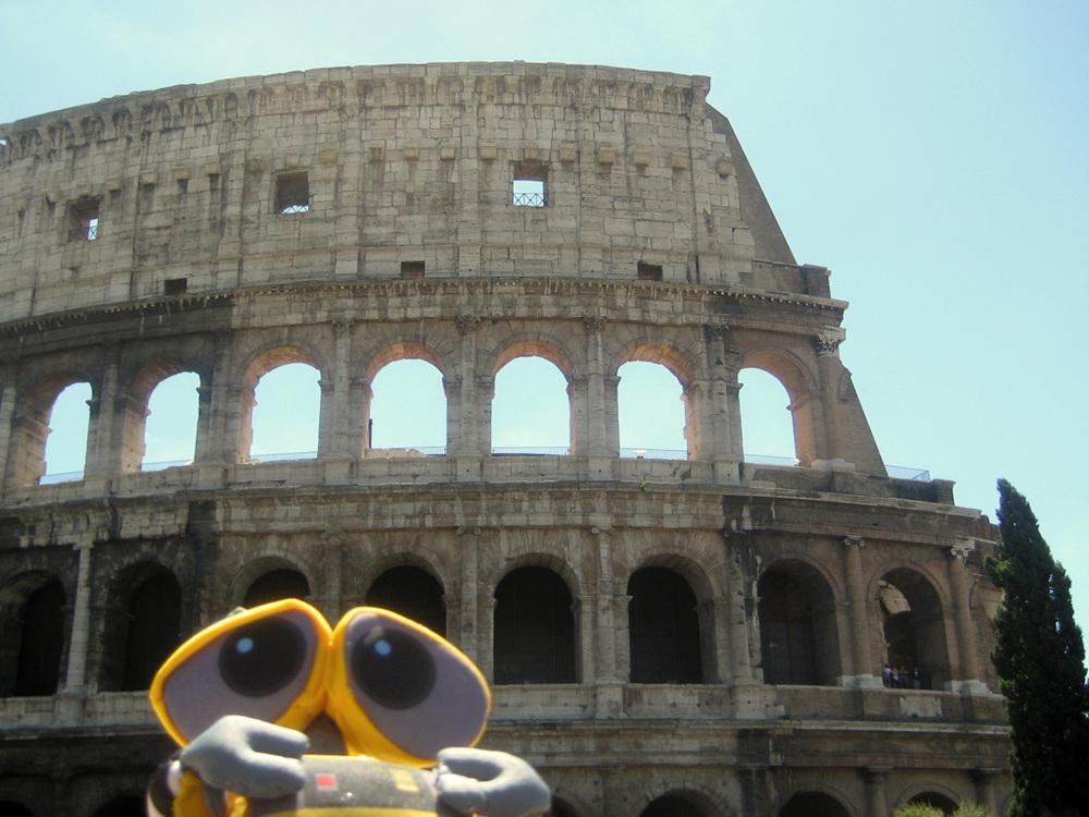 Colloseo, Rome, Italy