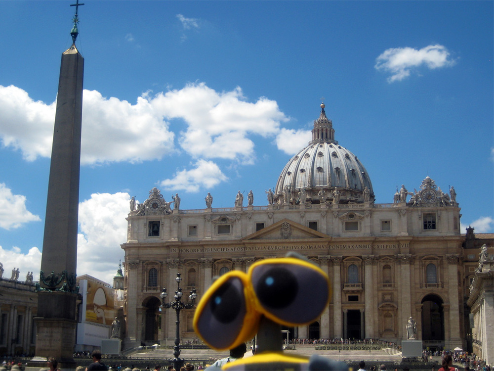 Basilica Sancti Petri, Rome, Italy