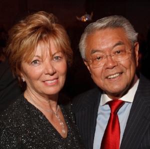 Anna and John Sie