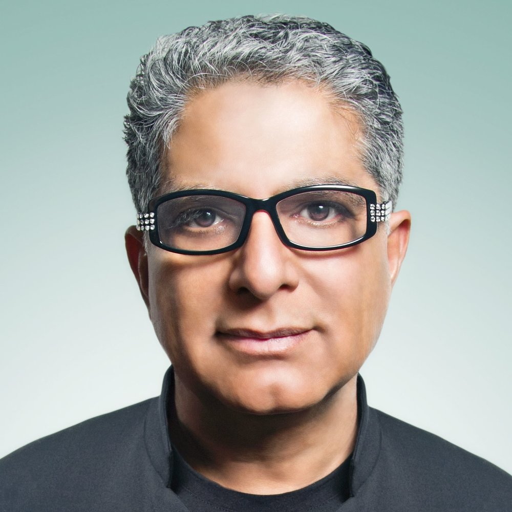 Copy of Deepak Chopra, MD