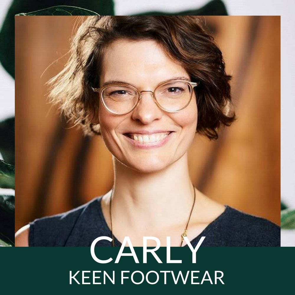 carly mick - keen footwear - 2018 sustainable fashion forum panelist.jpg