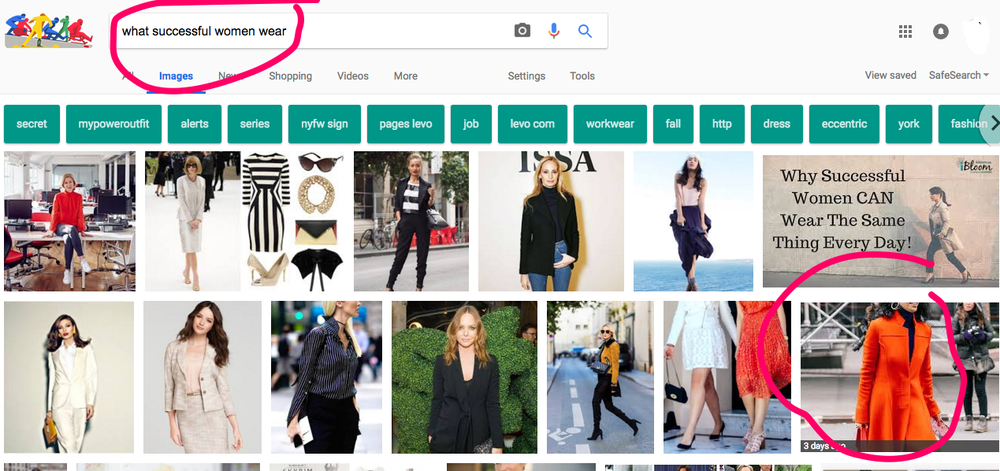 seo tips for fashion designers and brands - who what wear example.png