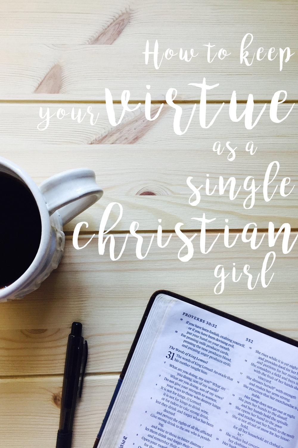 Staying Pure | Godly Womanhood | Single Advice