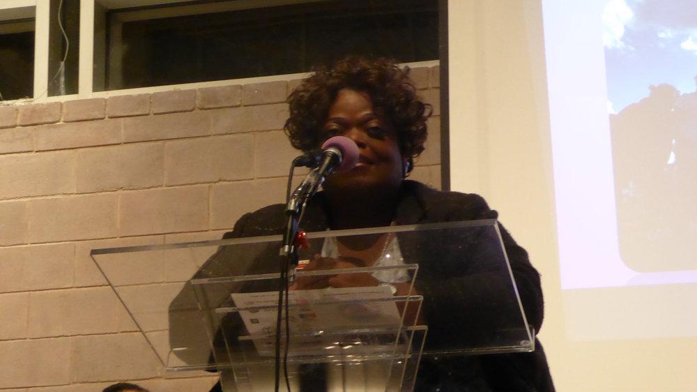 CM Grosso, Director Shiela Alexander Reid, LGBTQ