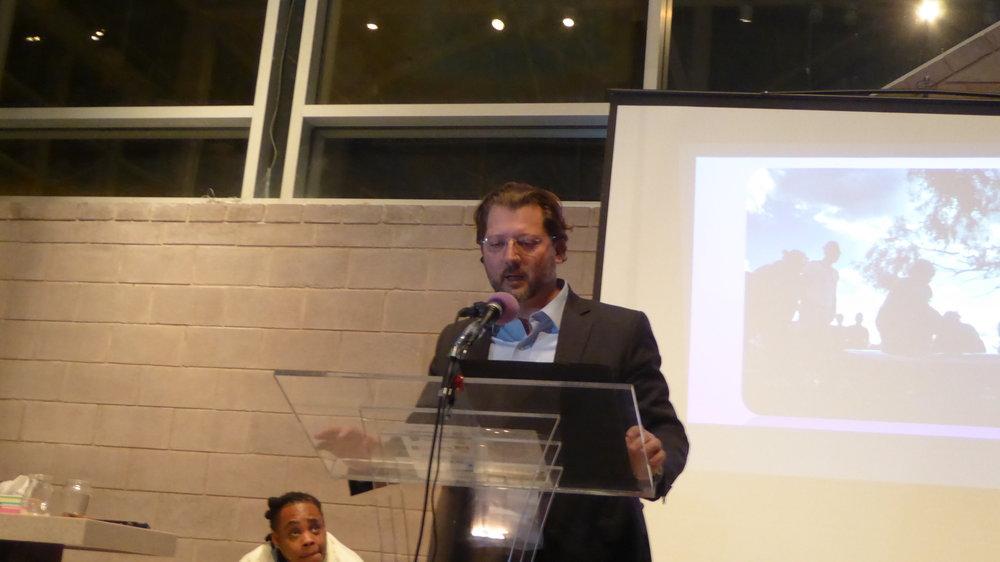 CM David Grosso
