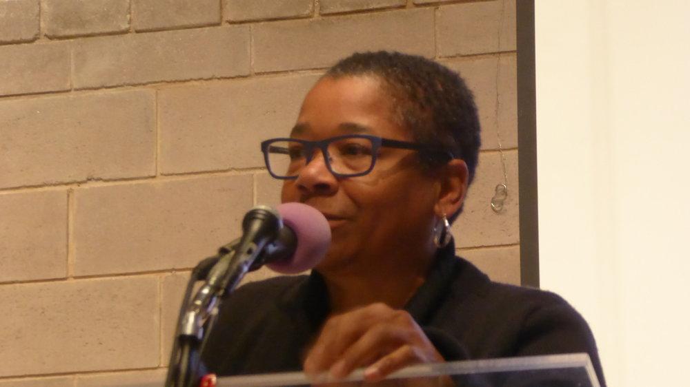 Sheila Alexander Reid - DC Office of LGBT Affairs