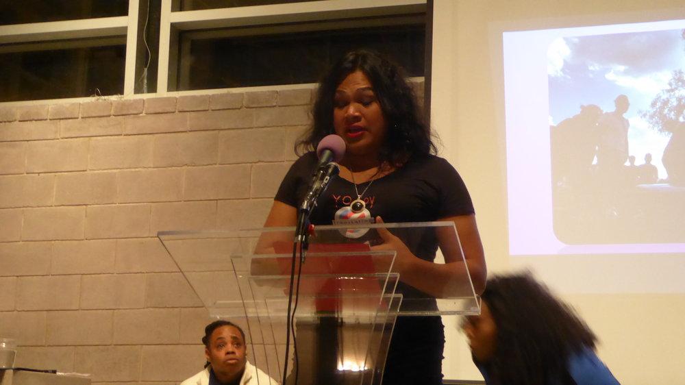 Alexa Rodriguez, Translatina Coalition DC Chapter Director