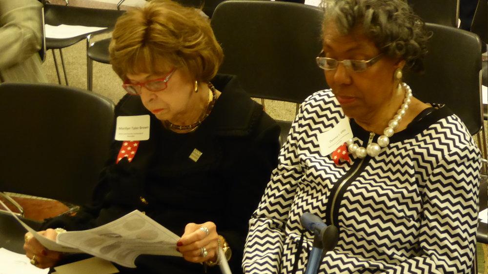 Dr. Marilyn Tyler Brown - Community Leader