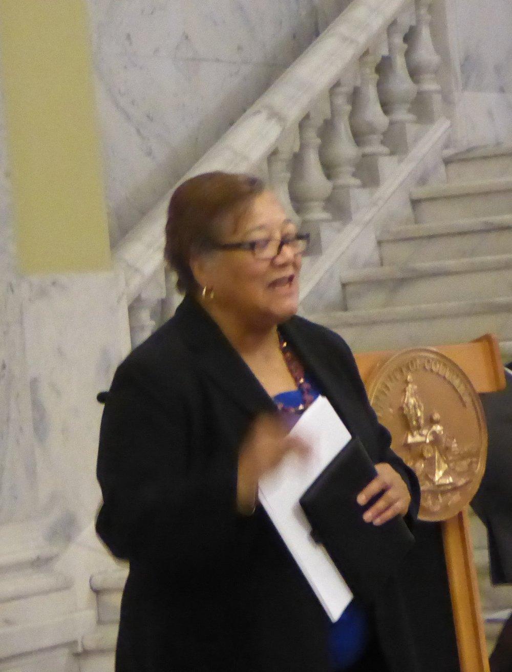 Councilmember Anita Bonds (D) At-Large
