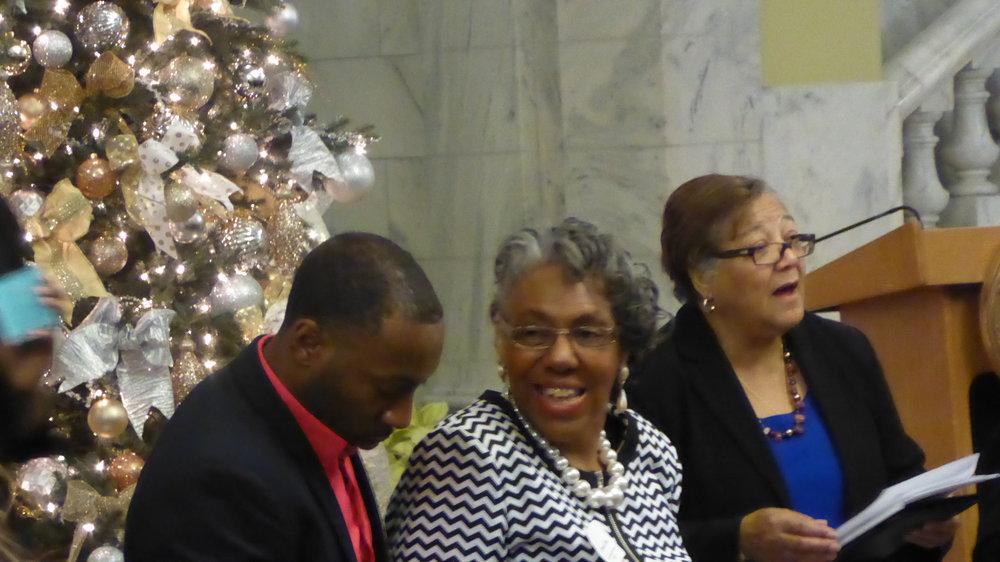 Donna J. Ellis, Community Services Leader