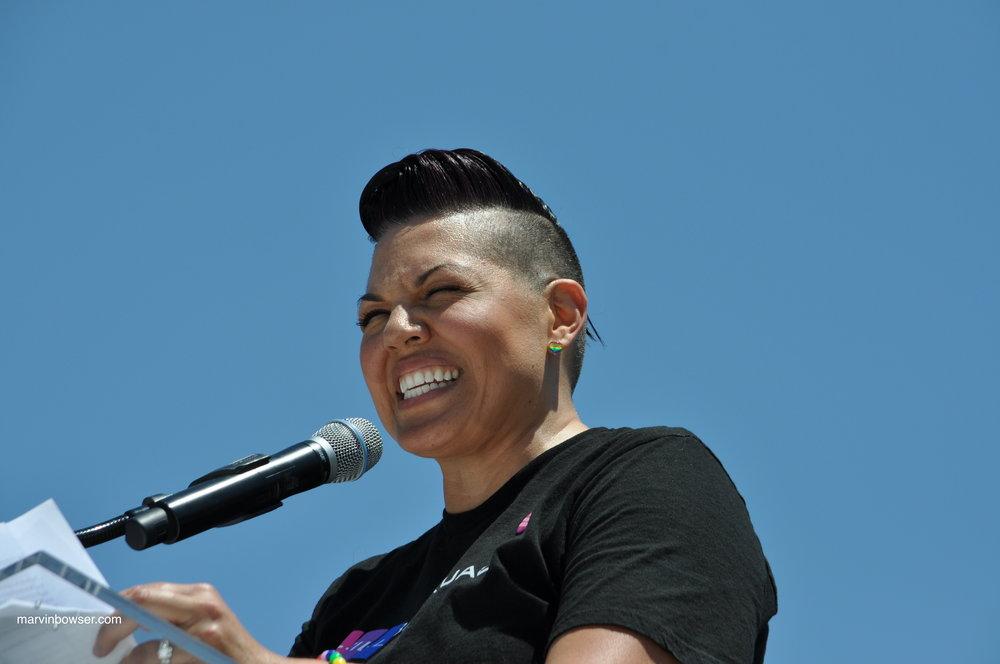 Sara Ramirez - Biphobia