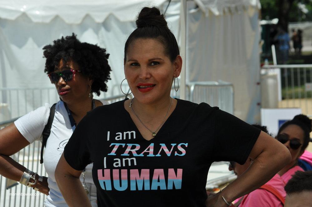 Consuela Lopez - Transphobia