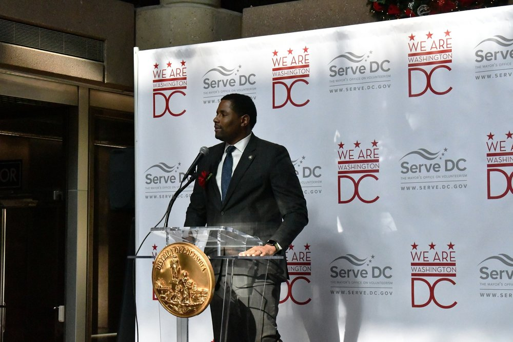 Delano Hunter - Chief Service Officer / Serve DC