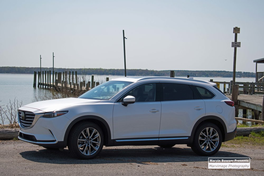 2018 CX-9 Signature AWD