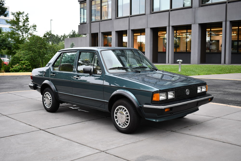 1982 Mk1 Jetta, fully restored