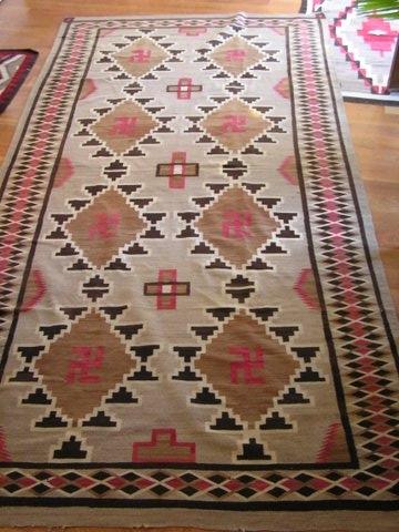 Navajo Rug 6' x 11'