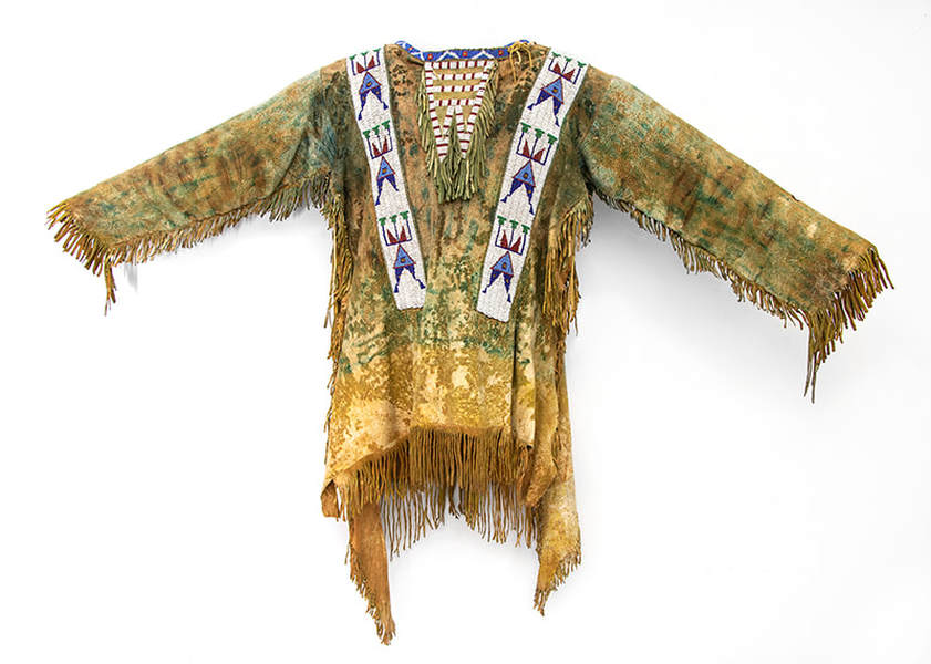 Lakota Shirt late 19th Century