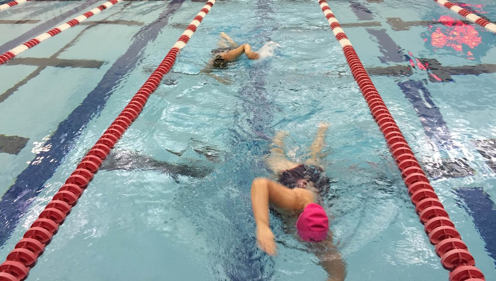 Hit The Pool Create A GREAT Swim Workout With These Tips City Fit Girls