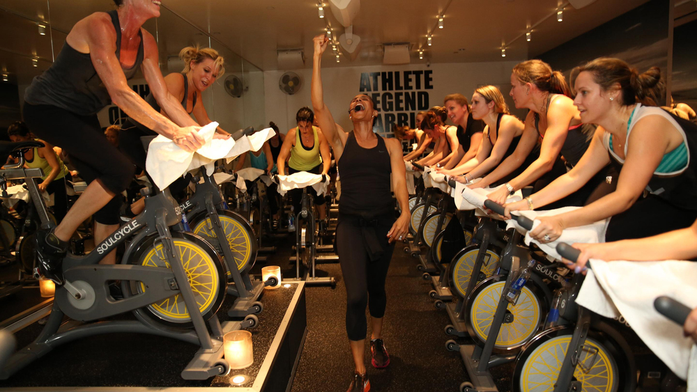 Photo via SoulCycle