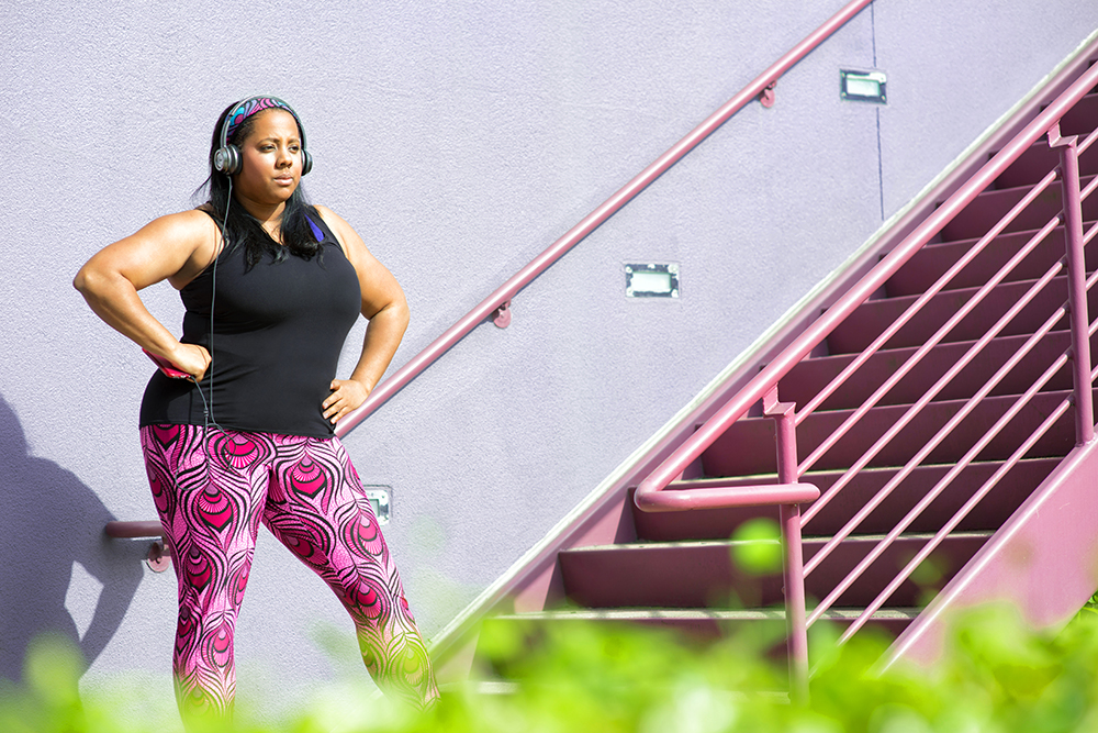 dd7dd31ad Her #definebrave campaign is also inspiring women to share their fitness  journeys and to be the best they can be no matter their shape or size.