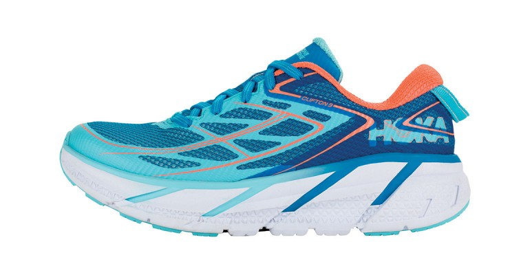Hoka Clifton 3 - Max cushion neutral shoe