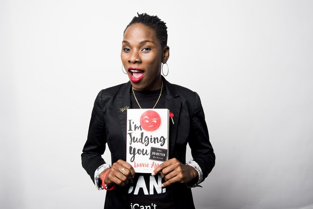 Luvvie Ajayi, Author of 'I'm Judging You: The Do-Better Manual'