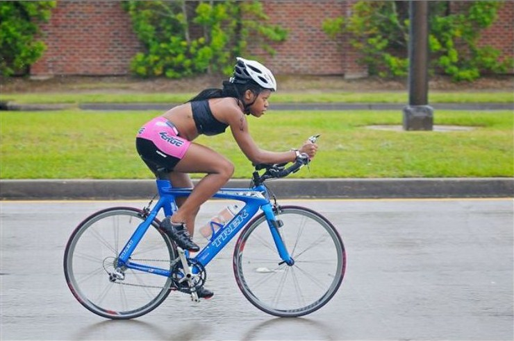 Photo via Triathlete Shana Norwood