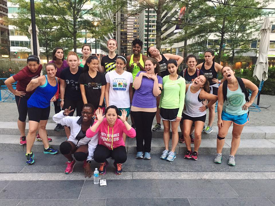 City Fit Girls Run Club, Philadelphia
