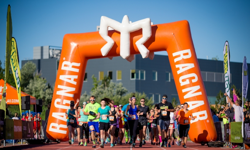 Photo via Ragnar Relay