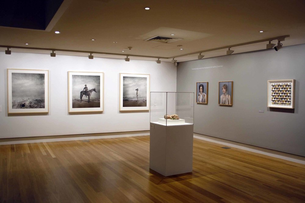 'Contemporary works from the Collection' May - Aug. 2014