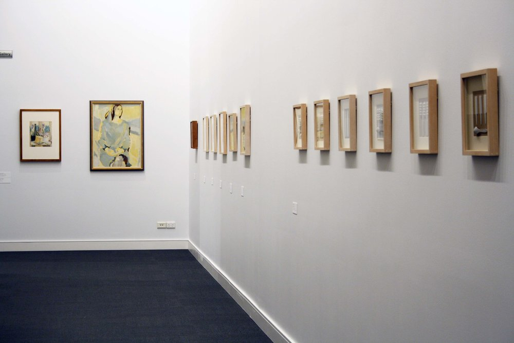 'Madonna Staunton: Selected works' Jun. - Aug. 2012