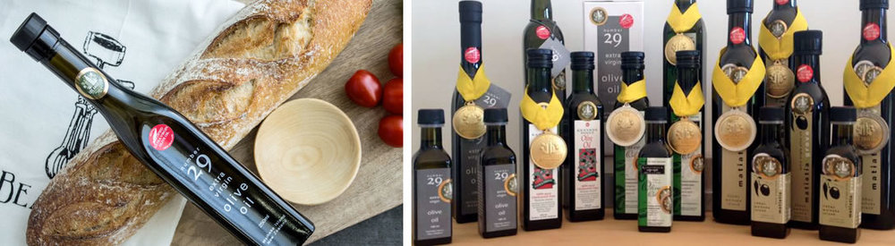 number 29 olive oil awards
