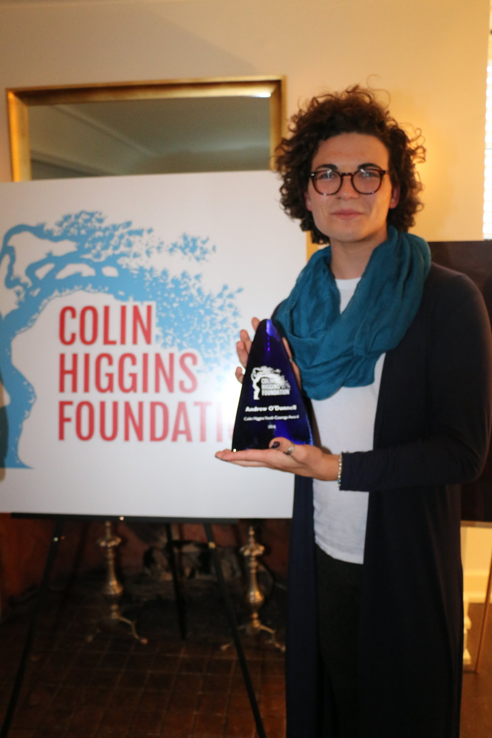 Colin Higgins Foundation Award Ceremony | 2016