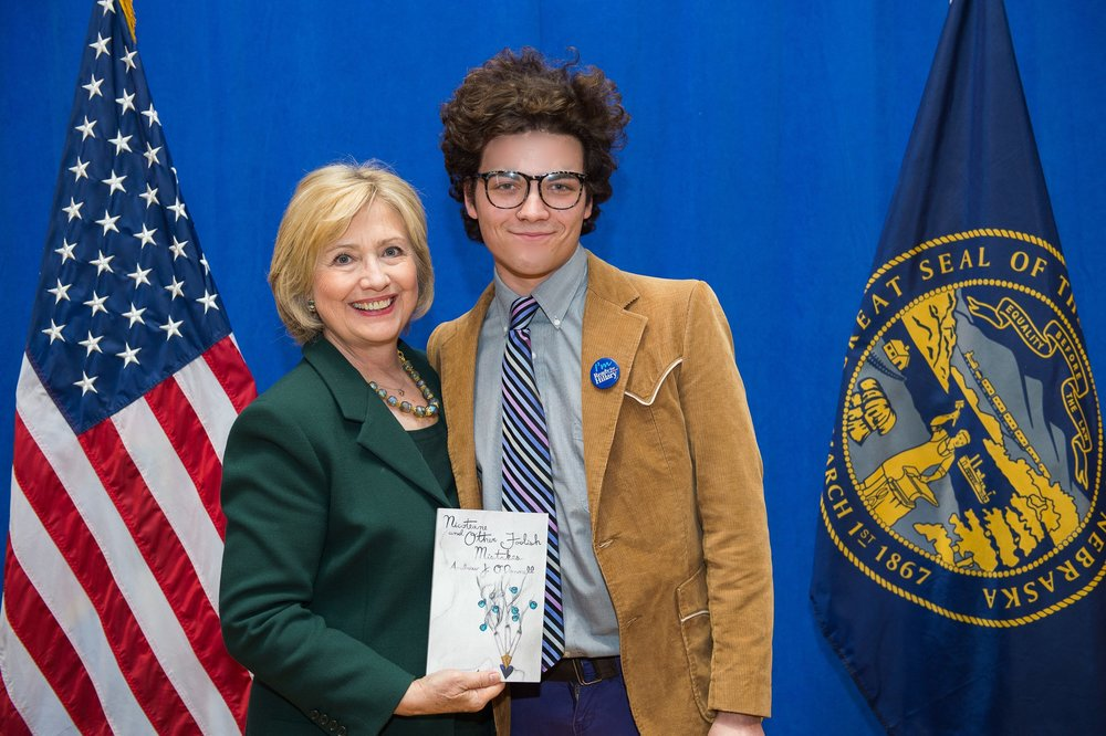 o'donnell meets with Hillary Clinton | 2015