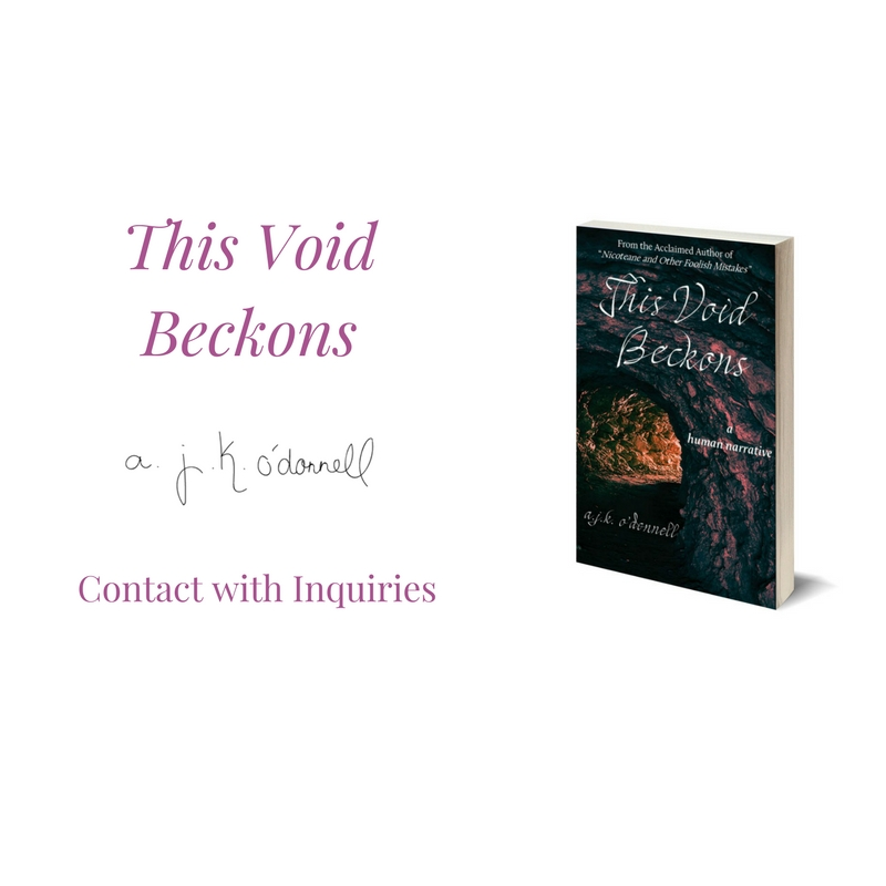 Official Release - This Void Beckons