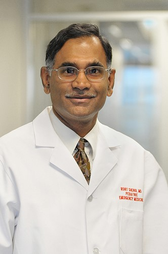 - Dr Rohit Shenoi, MDAssociate Professor of PediatricsBaylor College of MedicineAttending Physician, Emergency CenterTexas Children's Hospital
